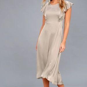 Lost amd Wander dress